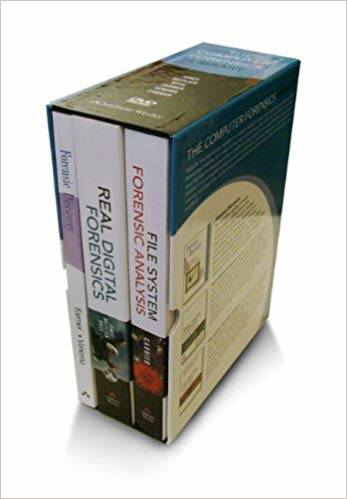 Computer Forensics Library Boxed Set